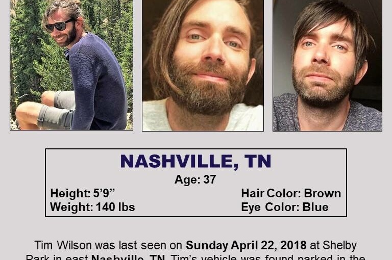 Nashville: Missing Person