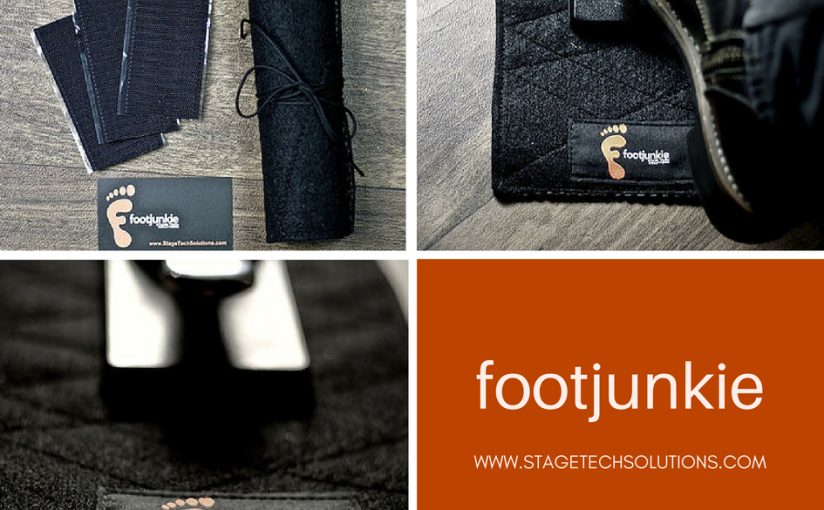 Spotlight: Footjunkie by Stage Tech Solutions